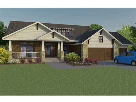 Eplans Craftsman Style House Plan
