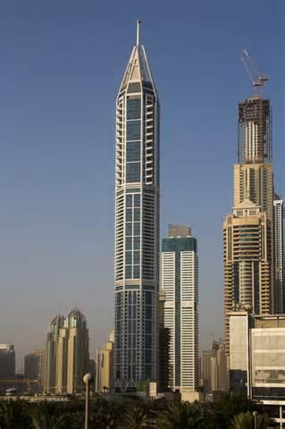 Tallest Residential Building in Dubai