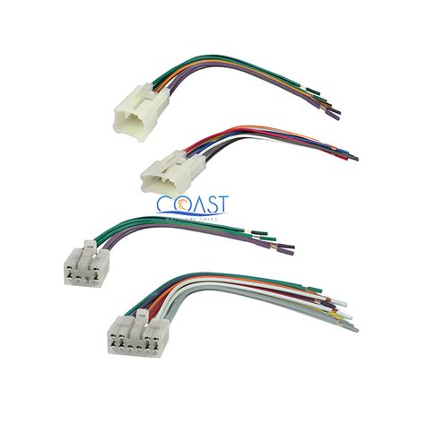 Car Stereo Radio Wire Wiring Harness Set For