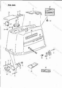 Suzuki Outboard Parts By Model Pu 85 Oem Parts Diagram For