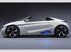 2011 Tokyo motor show Honda EVSTER sports car news and