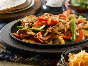 food network fajitas