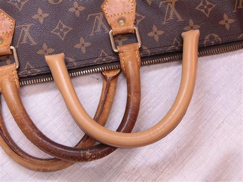 repair  leather purse handle sema data  op