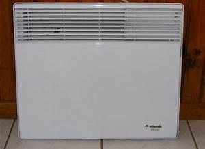 Prix Radiateur Electrique : chauffage electrique radiateur ou sol ~ Premium-room.com Idées de Décoration