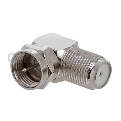 Type Right Angle Degree Connector Adapter Plug