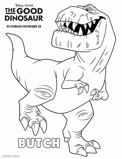 Dinosaur Pages Coloring Colouring Dino Printable Sheets