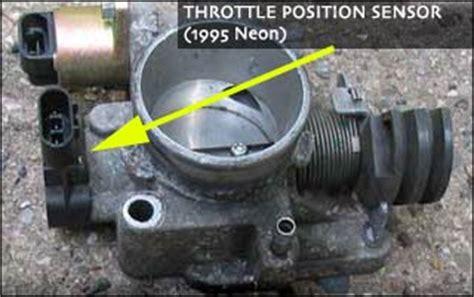 tps throttle position sensor  chrysler vehicles
