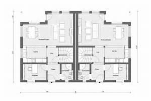 Doppelhaus Mit Berdachtem Freisitz SchwrerHaus