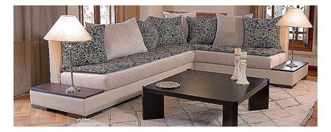 tissu canapé marocain salon marocain tingis avec tissu maha salons marocains