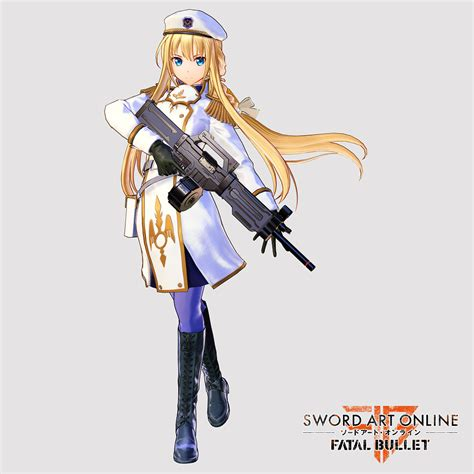 Sword Art Online Fatal Bullet First Paid DLC u0026quot;Ambush of the Impostersu0026quot; And Season Pass ...