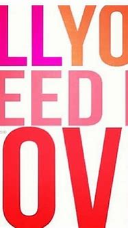 All You Need Is Love Pictures, Photos, and Images for ...