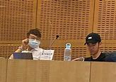 政Whats噏:葉子祈唔戴口罩 西貢區議會上爆口角|即時新聞|港澳|on.cc東網