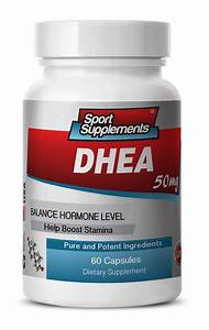 Dhea Supplement - Dhea 50mg - Increase Energy And Longevity  Improve Thinking