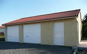 ordinaire garage prefabrique beton en kit 2 garage With garage prefabrique en kit