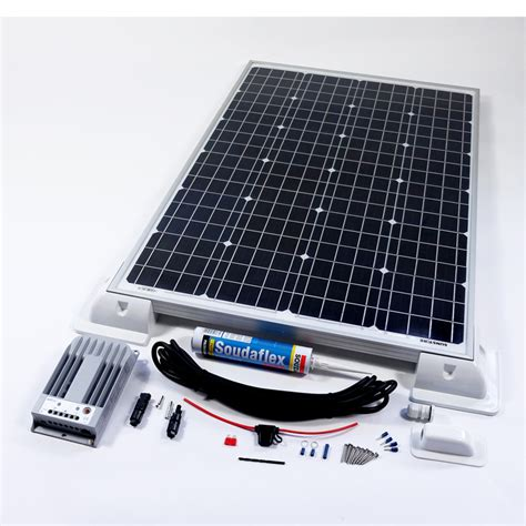 Mppt Solar Battery Charger Vehicle Kit More