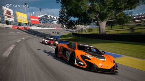 Ps4 Exclusive Gran Turismo Sport Will (finally) Get