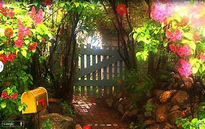 Secret Garden Play Wallpapers Google Android Screen