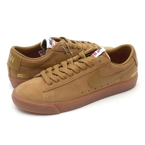 Supreme Shoes by Fresh Store Nike Sb Nike X Supreme Shupurimu Blazer