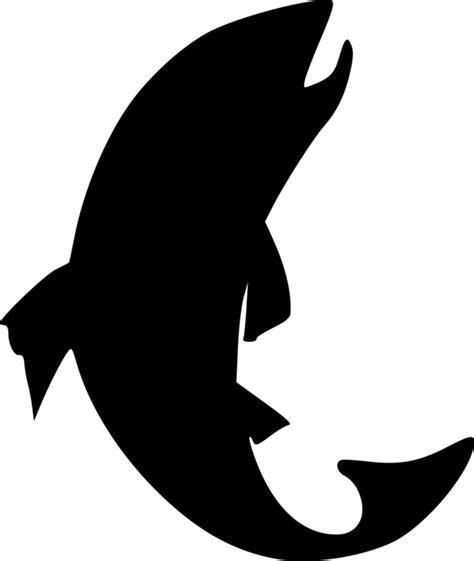 fishing silhouette  clipartioncom