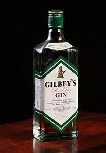 A Blog Gilbey 39 S 12 A Quot Gilbey 39 S Quot Gin That Is 12 Not Quot 12 Years