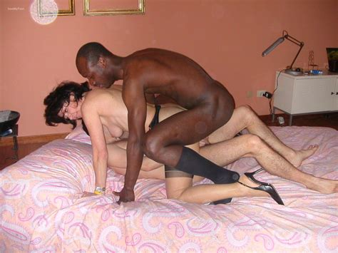 Mature Wife Interracial Orgy She Loves Big Black Cock Action