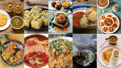 different indian cuisines 10 indian states and their special dishes