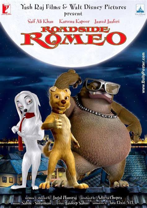 picture  roadside romeo dvd hindi animation