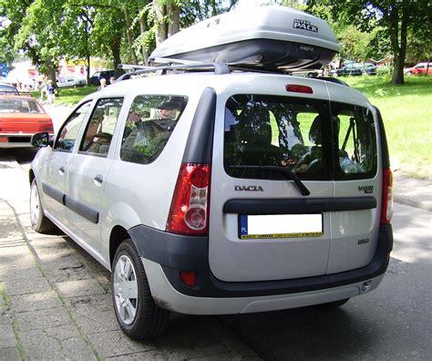 renault logan 2007 file dacia logan mcv międzyzdroje2 jpg wikimedia commons