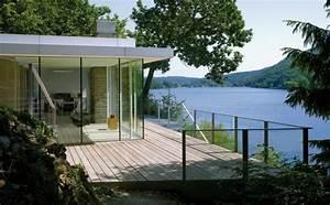 idee amenagement exterieur deco de la terrasse en bois With decoration terrasse exterieure moderne