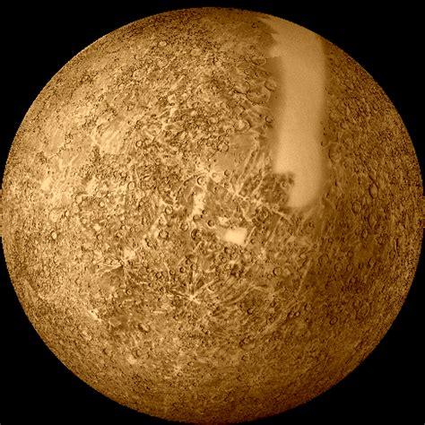 the color of mercury mercury
