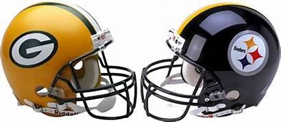 Steelers Packers Helmets Bay Psd Mr Lil
