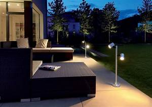 Outdoor led lighting for patios : Modern outdoor lighting ideas to make your house perfect