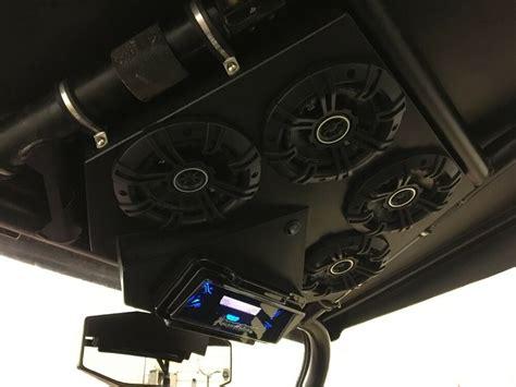 polaris rzr razor     speaker stereo