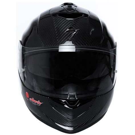 scorpion exo 1400 air scorpion exo 1400 carbon air solid helmet 183 motocard