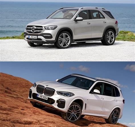 2020 Mercedesbenz Gle Vs 2019 Bmw X5  Top Speed