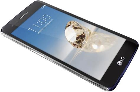 Lg Aristo Smartphone For Metropcs (ms210) In Colbalt Blue
