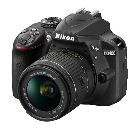 Nikon D3400, $650 Entry Dslr, Arrives With New Afp Series