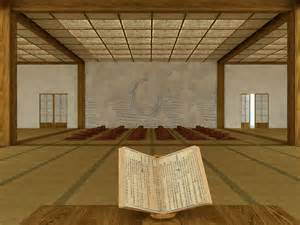 japanese meditation room 3d model max obj 3ds fbx cgtrader com