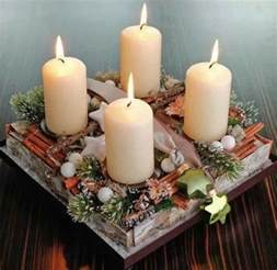 wedding figurines creative christmas decoration diy advent wreath ideas