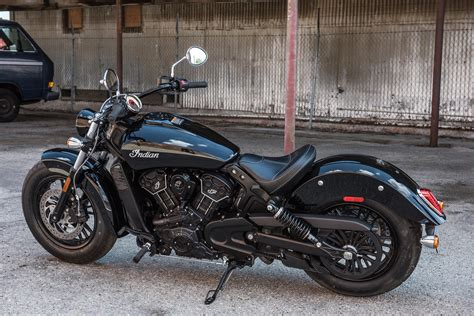 2017 Indian Scout Sixty Review