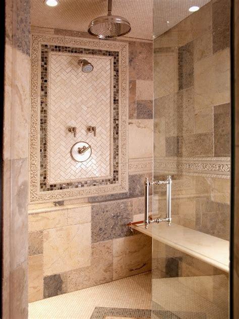 Bathrooms Tiles Designs Ideas by Herringbone Tile Shower Design Pictures Remodel Decor