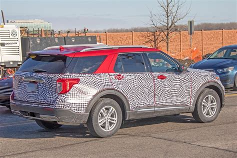 2020 Ford Utility by 2020 Ford Explorer Previewed By All New Interceptor