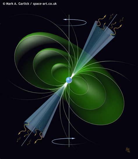 pulsars physical description