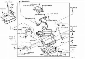 Toyota Prius Inverter Assembly  With Converter  Electrical