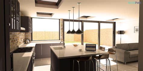 ground floor kitchen extension study a modern ground floor extension 4104