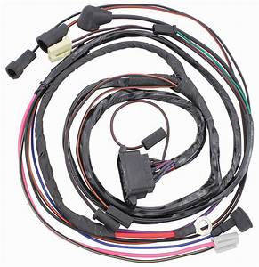 Wiring Harness  Engine  1965 Gto  Lemans  Tempest  V8  Auto