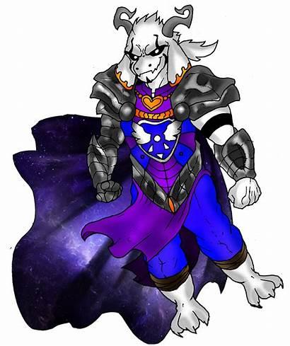 Undertale Underwar Asriel War God Bluewolfartista Flowey