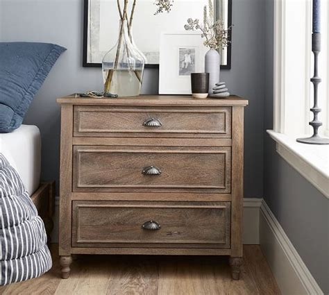astoria turned leg dresser pottery barn