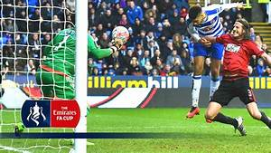 Reading 3-1 West Brom - Emirates FA Cup 2015/16 (R5 ...