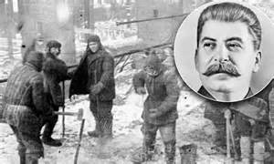 Stalin Gulag Camps